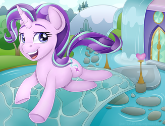 [R] Guidance Counselor Glimmer by partylikeapegasister
