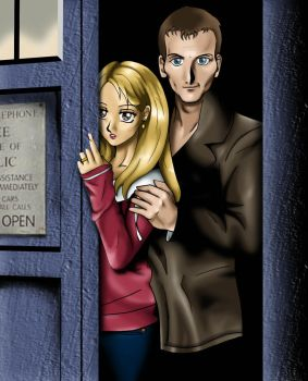 Rose and the Doctor by Firefly-of-death