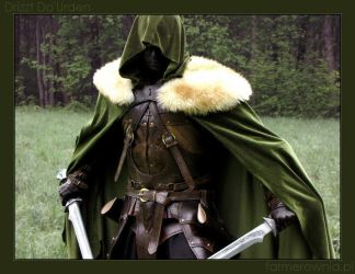 Drizzt Do'Urden by farmerownia
