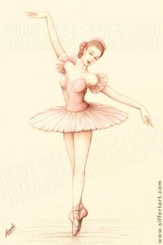 Ballerina by siffert