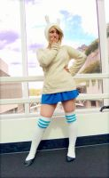 Fionna- Adventure Time Cosplay by ISpeakMuffin