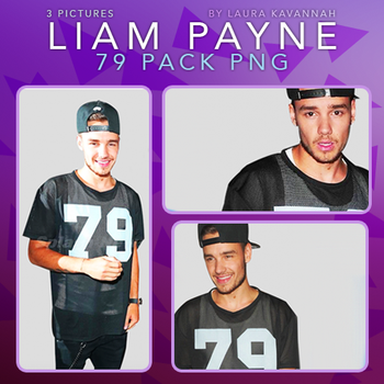 Liam Payne 79 Pack (3 PICS - PNG) by LauraKavannah
