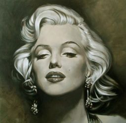 Marilyn 3 by spoof-or-not-spoof