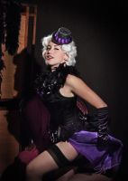 burlesque style by DanniDoll