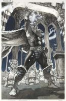 Thor for Asgard 6 last page by simonebianchi