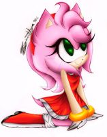 .:Cute Pink Hedgie:. by Zyanthya951