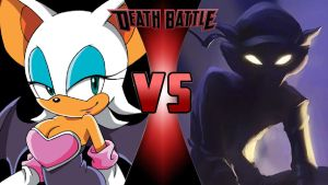 Rouge the Bat vs. Sly Cooper by OmnicidalClown1992