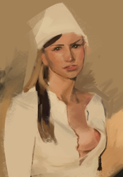 Quick painting by hudporco