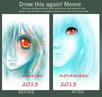 Draw this again - Meme by AwesomeHikari