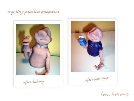 My Tiny Practice Puppeteer by notkristina