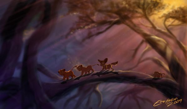 Following The Leader by Emo-Hellion