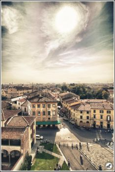 :: the streets of Pisa :: by am-azham