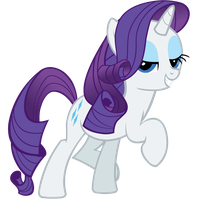Fabulous Rarity by TomFraggle