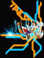 Tails Hoverboard by RushFreak2