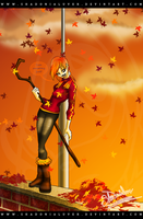 RotG - The Halloween Spirit by Shadonialuver