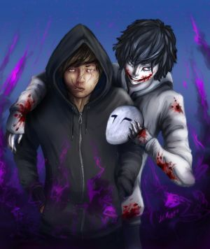 Jeff The Killer X Blind Reader Prologue By Lil Magpie On