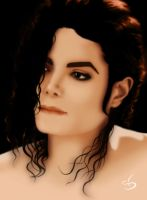 Michael Jackson by StephanieVALENTIN