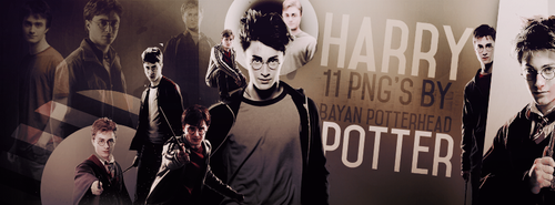 Harry Potter Png by bayanpotterhead