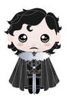 Jon Snow by Cri-Studio