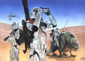 Look Sir Droids by Ticiano