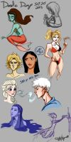 It's a Doodle Dump 2! by Vynndetta