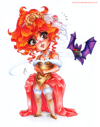 Chibi Adelaida by monstee