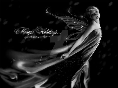 Magic Holidays - 2014 by AethereaVis