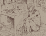 clean your room by Nyyq