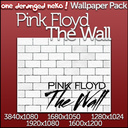 Pink Floyd- The Wall...paper by KaizenNeko