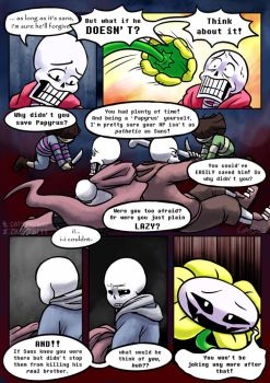 .: SwapOut : UT Comic [2-25] :. by ZKCats