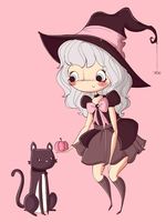 witchhh by agusmp