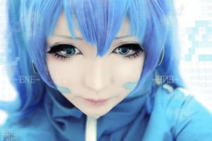 Mekaku City Actors No 01 ENE by Hyetaya