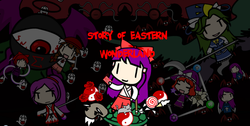 Story of Eastern Wonderland by TraditionalYoungMan