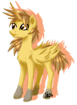 SOLD 145 Zapdos (ADOPTABLE) by SpokenMind93
