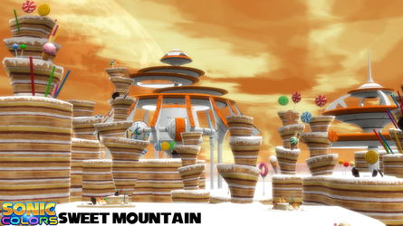(MMD Stage) Sweet Mountain Download by SAB64