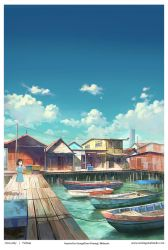 penang chew jetty by FeiGiap