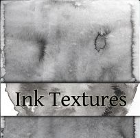 Free Ink Textures by LuxDani