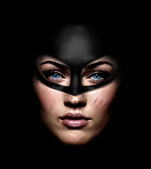 Megan Fox-Cat Woman. by donvito62