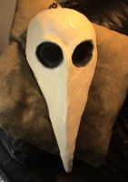 Plague Doctor Mask by MichellePrebich