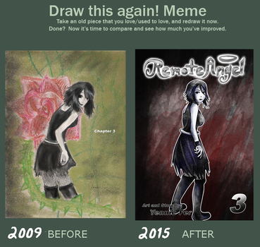 Draw This Again! 2009-2015 by FaithWalkers