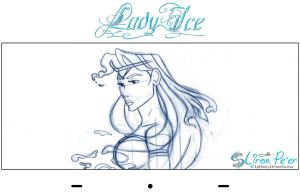 Lady Ice Rough 10 by LPDisney