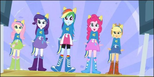 My Little Pony Equestria Girls moments 18 by Wakko2010