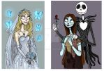 The Living and Dead - CB TNBC by Lily-pily