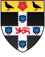 Christ Church College Oxford Coat Of Arms by ChevronTango
