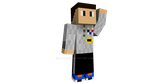 Minecraft Skin 10 by latutart