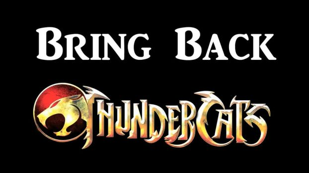 #BringBackThunderCats by DrReverb