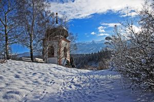 Chapel in Ampass / Austria by annamnt