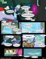 Cyberchase: Twisted Space - Page 66 by Vederick