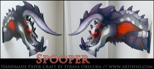 Spooper by StrayaObscura