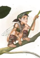 Day 43 - Fairy by Warmics